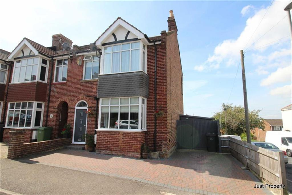3 Bedrooms End Of Terrace House for sale in The Broadway, Hastings