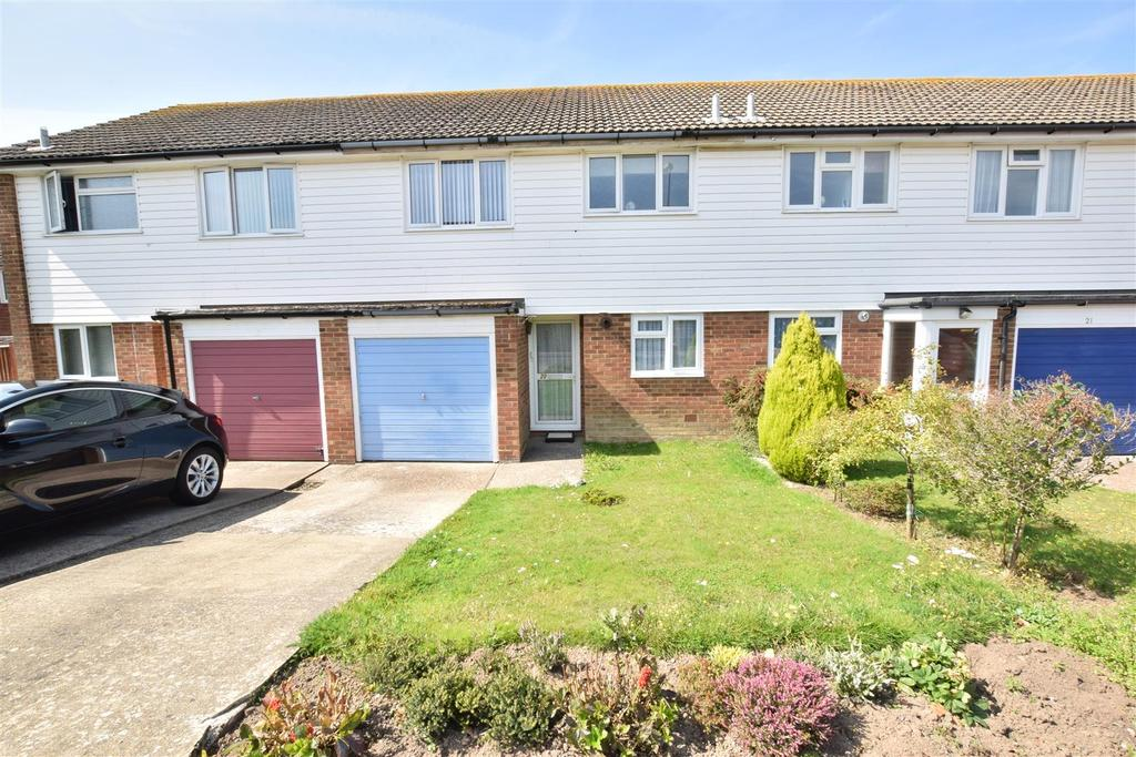 3 Bedrooms Terraced House for sale in Asten Close, St. Leonards-On-Sea
