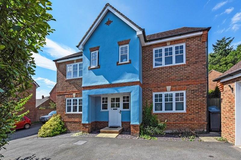 6 Bedrooms Detached House for sale in Montgomery Road, Enham Alamein, Andover