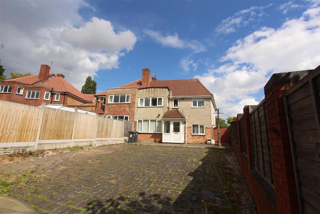 4 Bedrooms Semi Detached House for sale in New Coventry Road, Birmingham