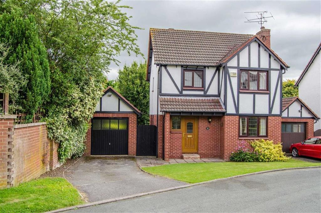3 Bedrooms Detached House for sale in Delves Walk, Great Boughton, Chester, Chester
