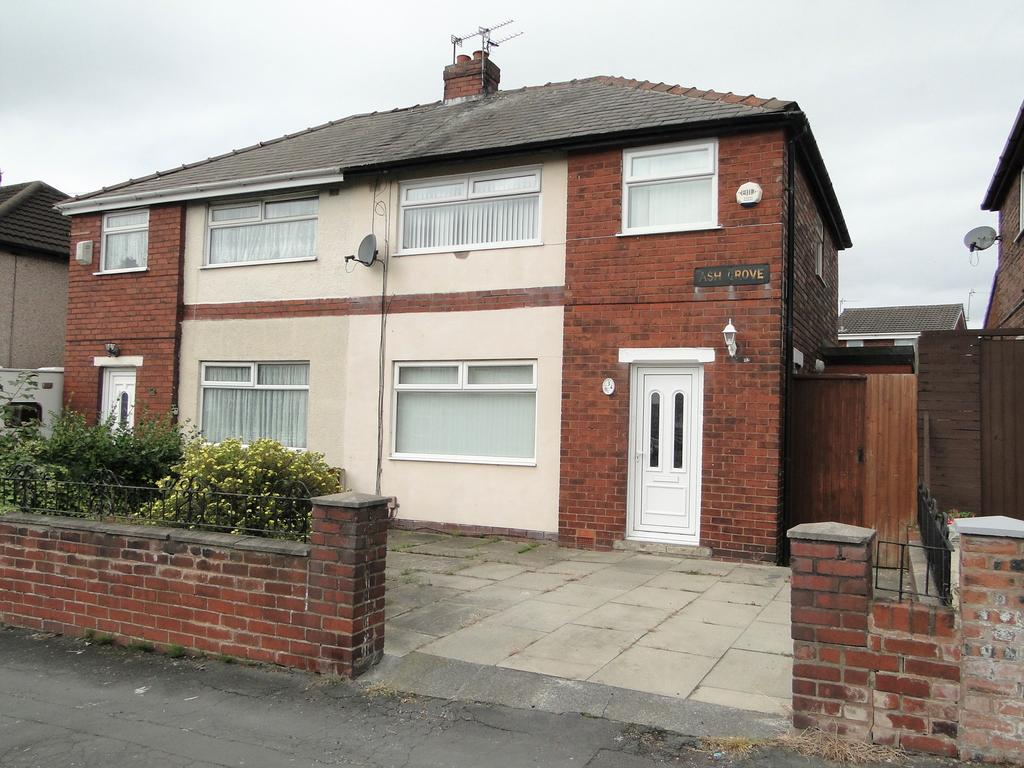 3 Bedrooms Semi Detached House for sale in Ash Grove, Prescot L35