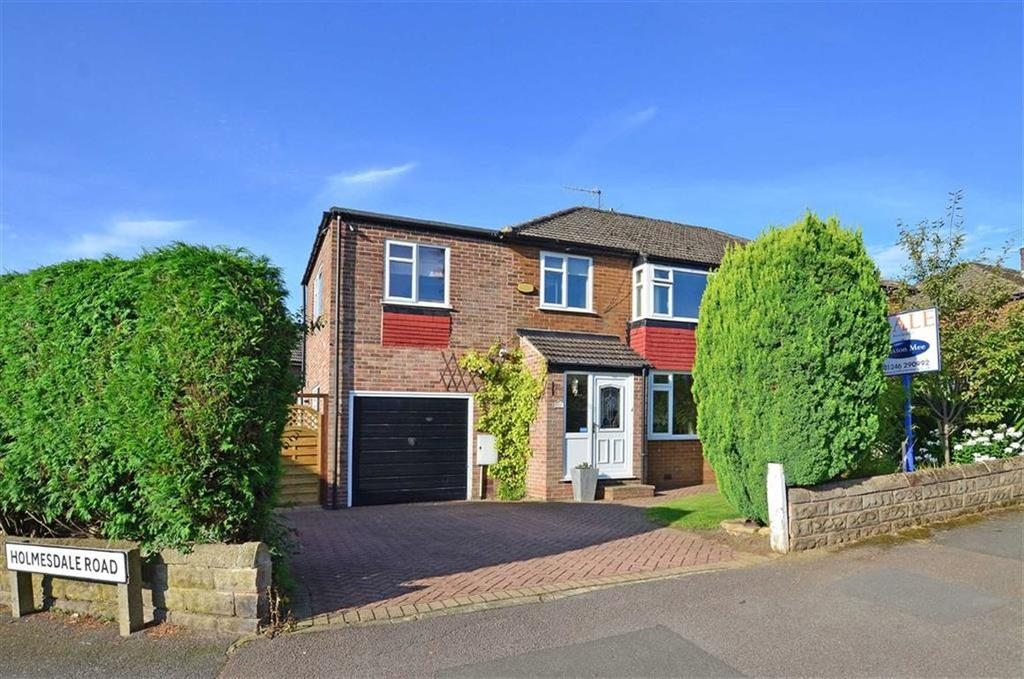 4 Bedrooms Semi Detached House for sale in 92, Holmesdale Road, Dronfield, Derbyshire, S18
