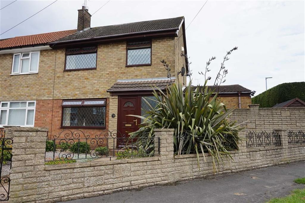3 Bedrooms End Of Terrace House for sale in Brigg Drive, Hessle, Hessle, HU13