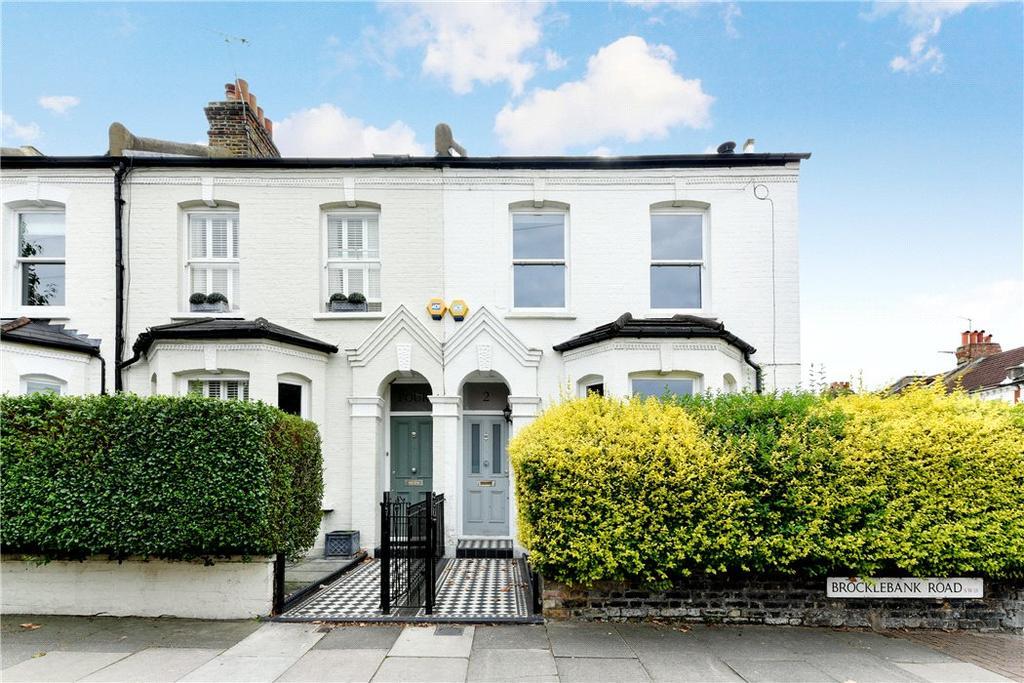 4 Bedrooms Semi Detached House for sale in Brocklebank Road, Wandsworth, London, SW18