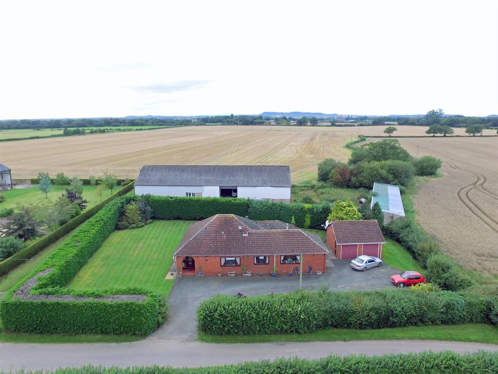 4 Bedrooms Detached Bungalow for sale in 8 Glendene, Muckleton, Shropshire