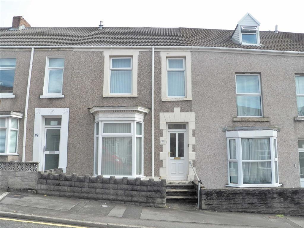 3 Bedrooms Terraced House for sale in Rhyddings Park Road, Brynmill, Swansea