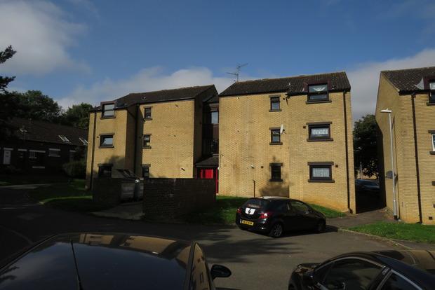 2 Bedrooms Apartment Flat for sale in Arrow Head Road, Briar Hill, Northampton, NN4