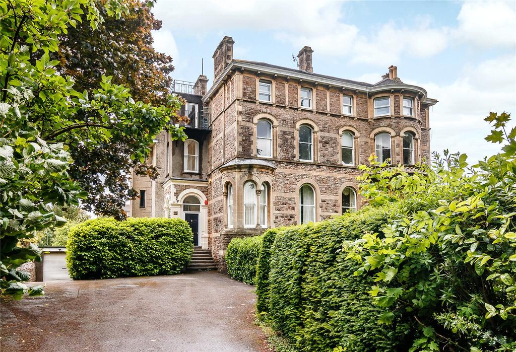 3 Bedrooms Flat for sale in Severn Lodge, 20 The Avenue, Bristol, BS9