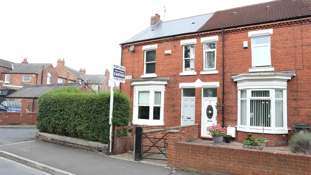3 Bedrooms Terraced House for sale in Glebe Road, Darlington