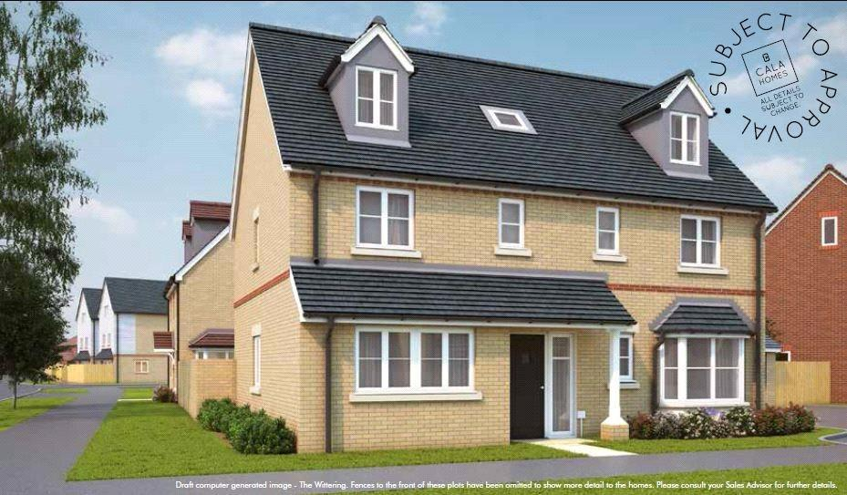 5 Bedrooms Detached House for sale in Shopwhyke Road, Chichester, West Sussex, PO20