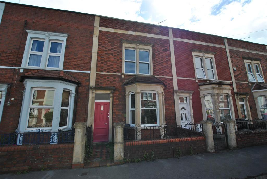 2 Bedrooms Terraced House for sale in Hawthorne Street, Bristol