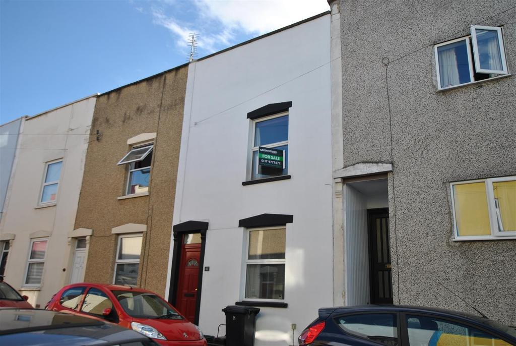 2 Bedrooms Terraced House for sale in Montgomery Street, Victoria Park