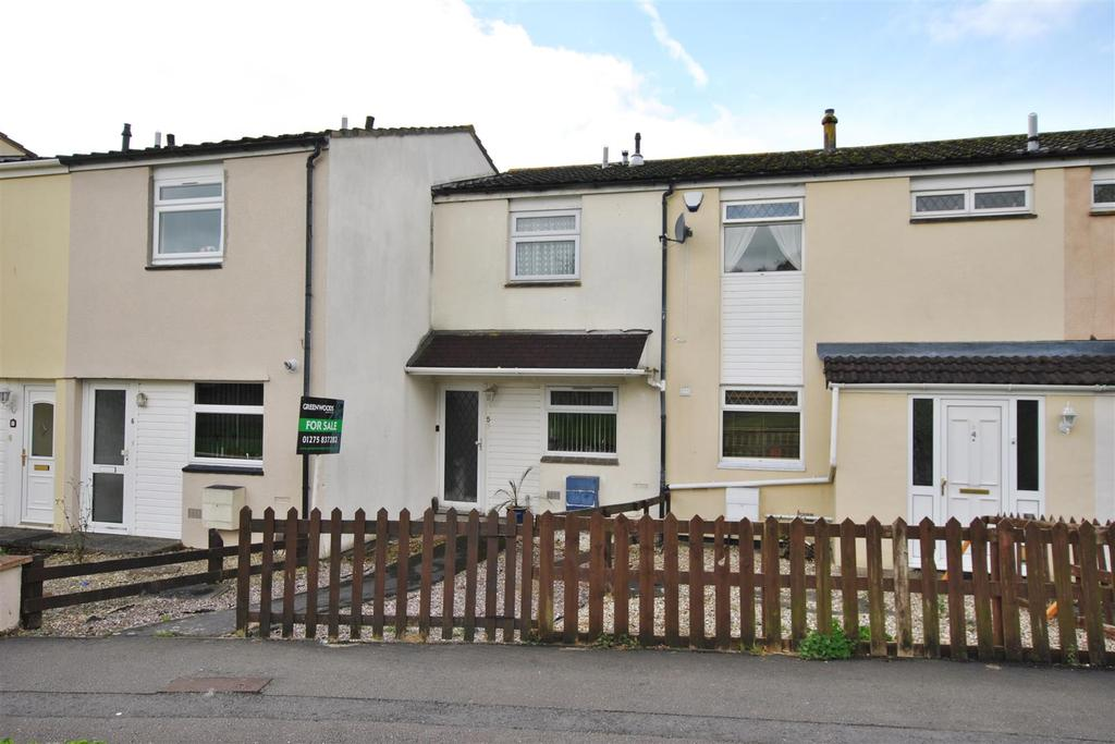 2 Bedrooms Terraced House for sale in Quickthorn Close, Whitchurch