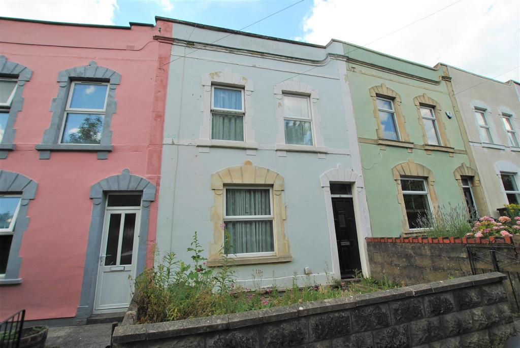 2 Bedrooms Terraced House for sale in Oxford Street, Totterdown, Bristol