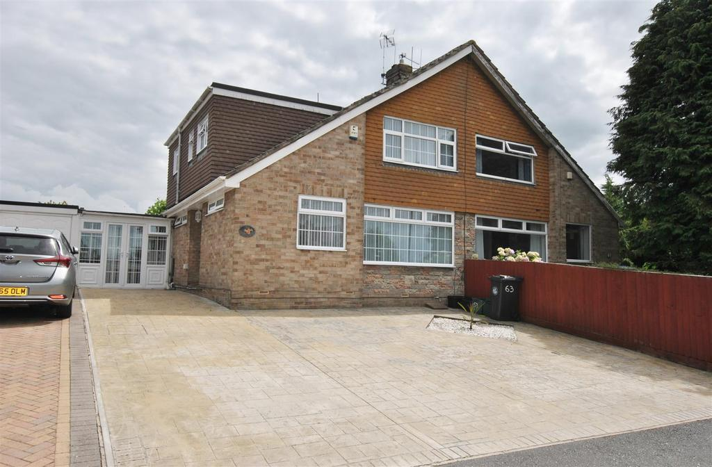 3 Bedrooms Semi Detached House for sale in Ravenhead Drive, Hengrove