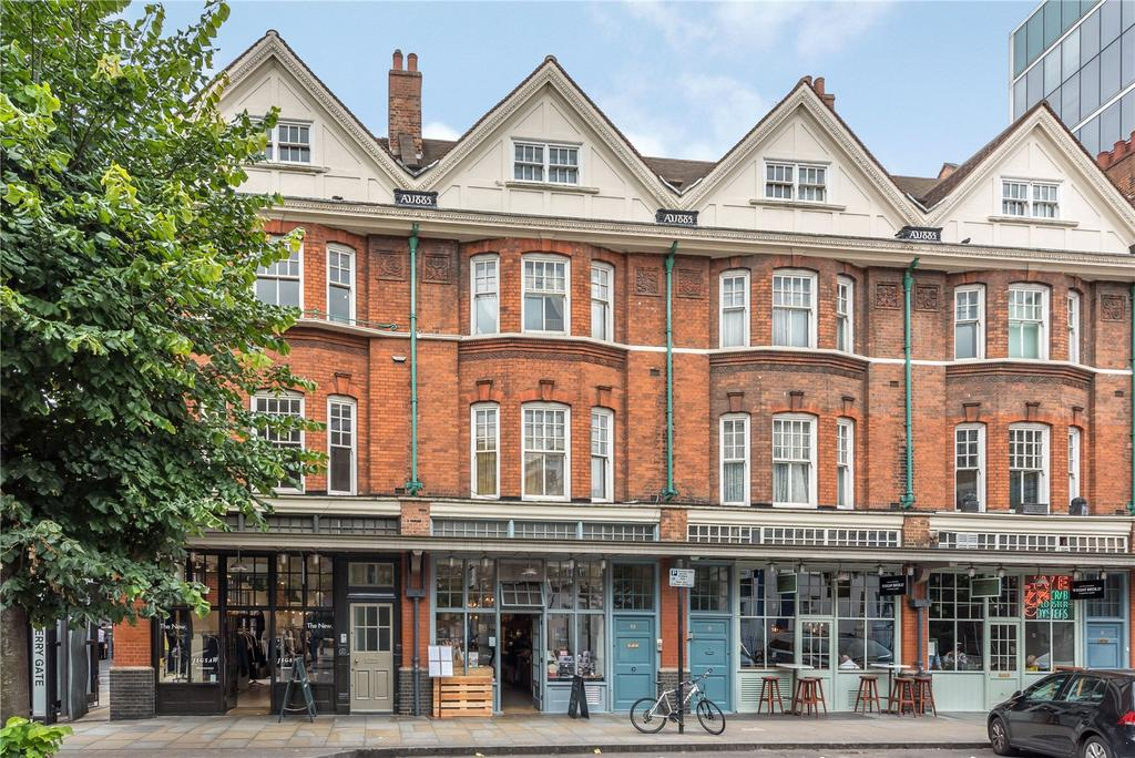 3 Bedrooms Flat for sale in Lamb Street, London, E1