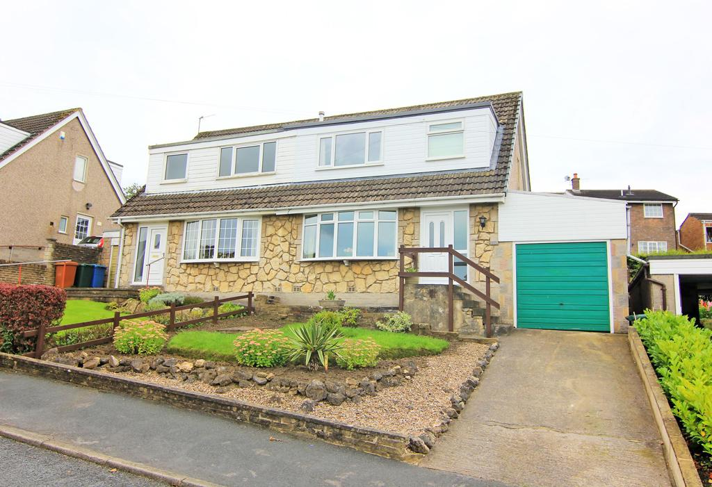 3 Bedrooms Semi Detached House for sale in 58 Hurrs Road, Skipton