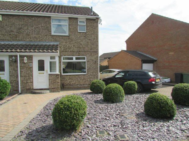 2 Bedrooms Semi Detached House for sale in MILDENHALL CLOSE, FENS, HARTLEPOOL