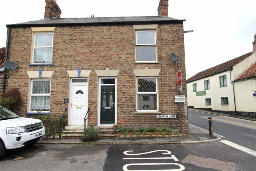 2 Bedrooms Cottage House for sale in Church Lane, Langtoft, East Yorkshire