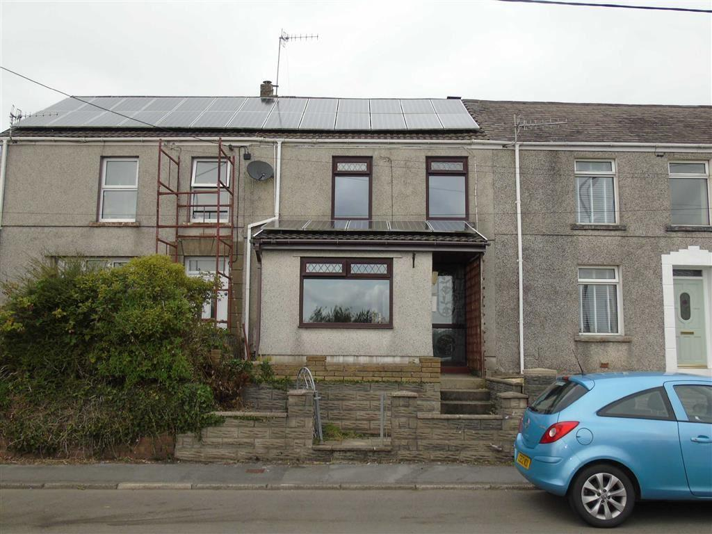 3 Bedrooms Terraced House for sale in Pwll Road, Pwll, Llanelli