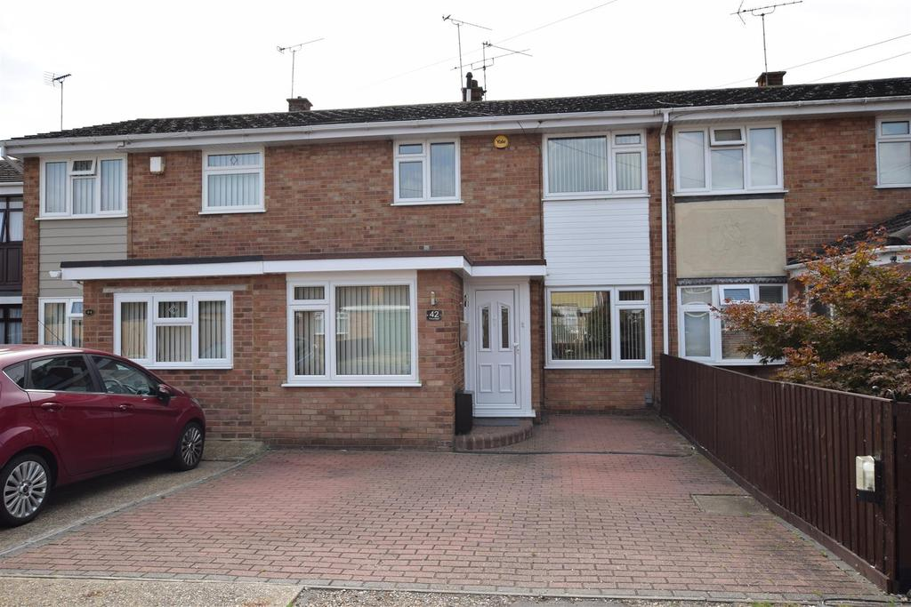3 Bedrooms Terraced House for sale in Ferrymead, Canvey Island