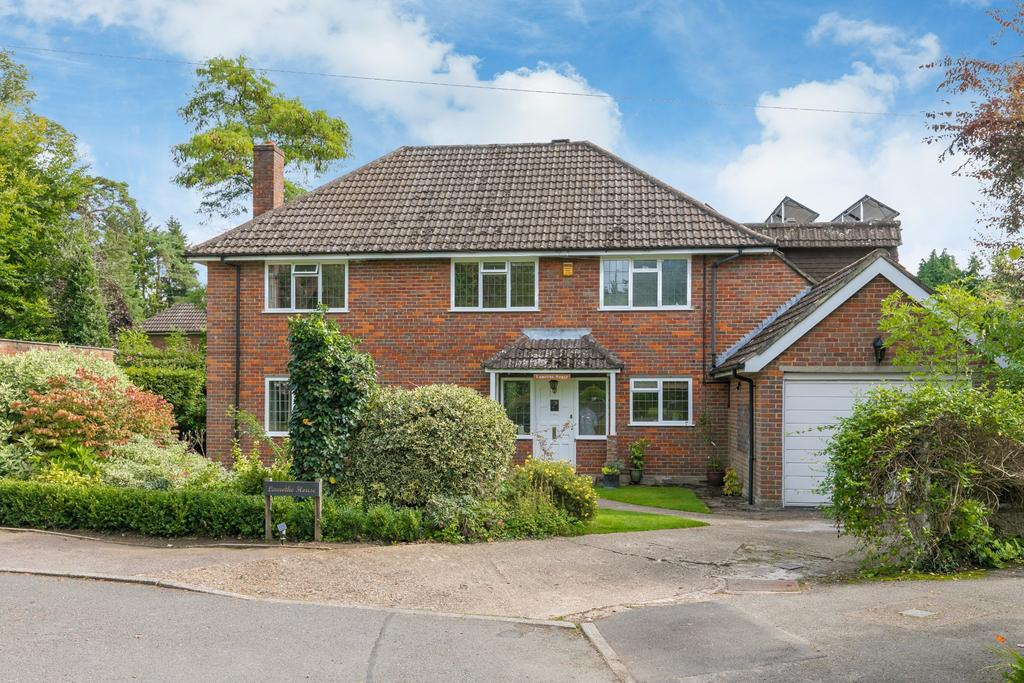 4 Bedrooms Detached House for sale in Chalfont St Giles