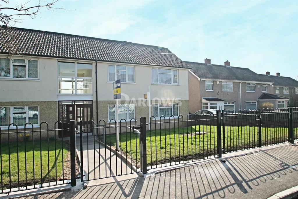 1 Bedroom Flat for sale in Morfa Crescent, Rumney, Cardiff