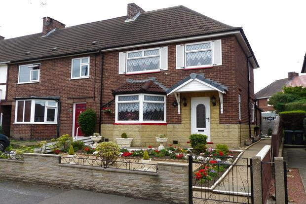 3 Bedrooms End Of Terrace House for sale in Welch Avenue, Stapleford, Nottingham, NG9