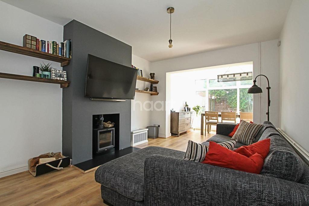 3 Bedrooms Bungalow for sale in Stanton Road