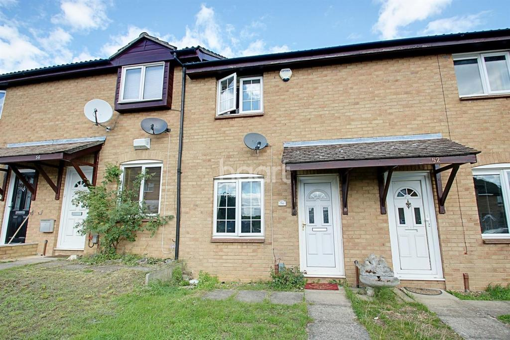 2 Bedrooms Terraced House for sale in North Bank Close, Strood, ME2