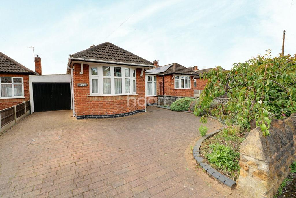 2 Bedrooms Bungalow for sale in Revesby Gardens, Aspley