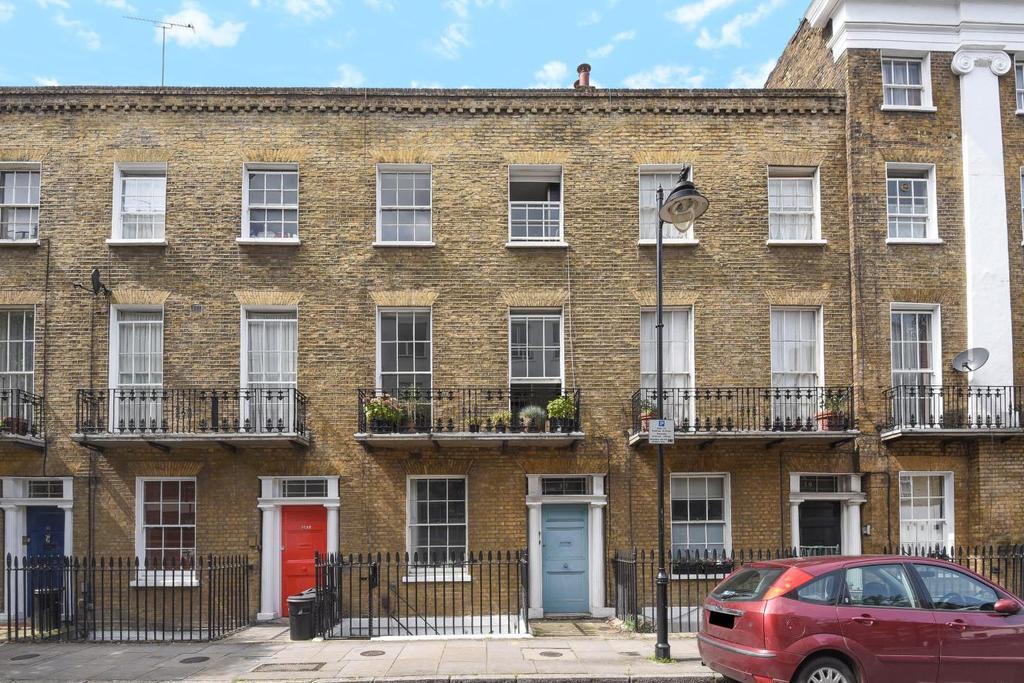 2 Bedrooms Flat for sale in Northdown Street, Islington