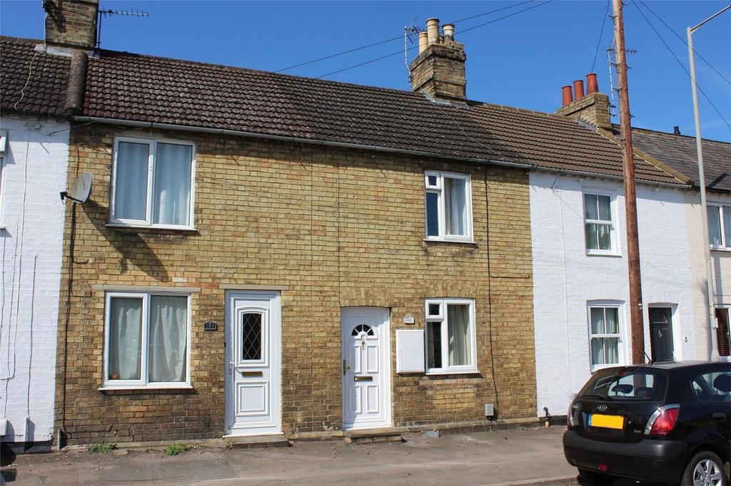 2 Bedrooms Terraced House for sale in High Street, Arlesey, Bedfordshire