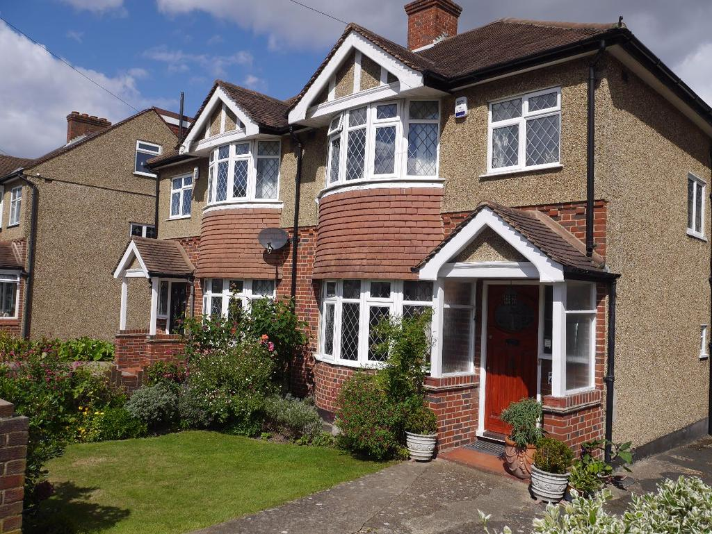 3 Bedrooms Semi Detached House for sale in South Side of Shirley
