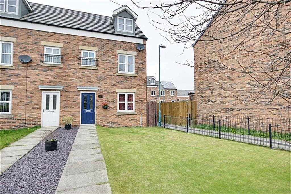 3 Bedrooms Town House for sale in Claypit Close, South Shields, Tyne Wear