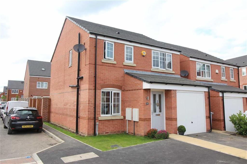 3 Bedrooms Detached House for sale in Storey Road, Disley, Stockport, Cheshire