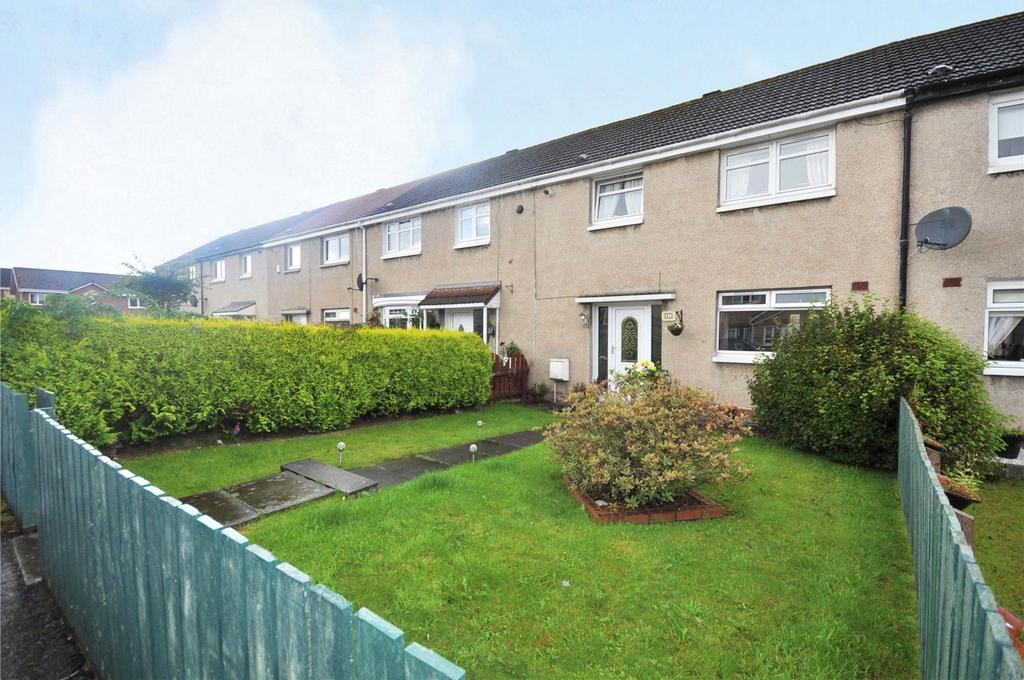 3 Bedrooms Terraced House for sale in 41 Horatius Street, Motherwell, North Lanarkshire, ML1