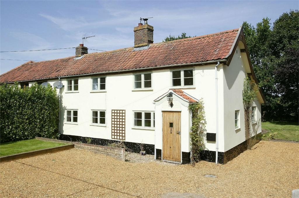 3 Bedrooms Detached House for sale in West Carr Road, Attleborough, Norfolk