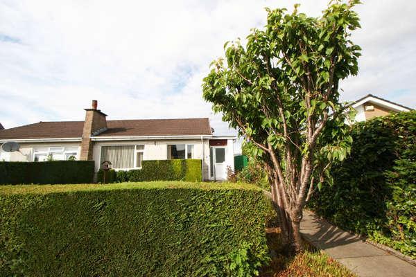2 Bedrooms Semi Detached Bungalow for sale in 19 Chapelton Way, Largs, KA30 8RF