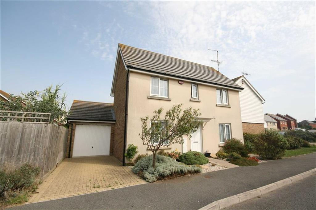 3 Bedrooms Detached House for sale in Roundhouse Crescent, Peacehaven