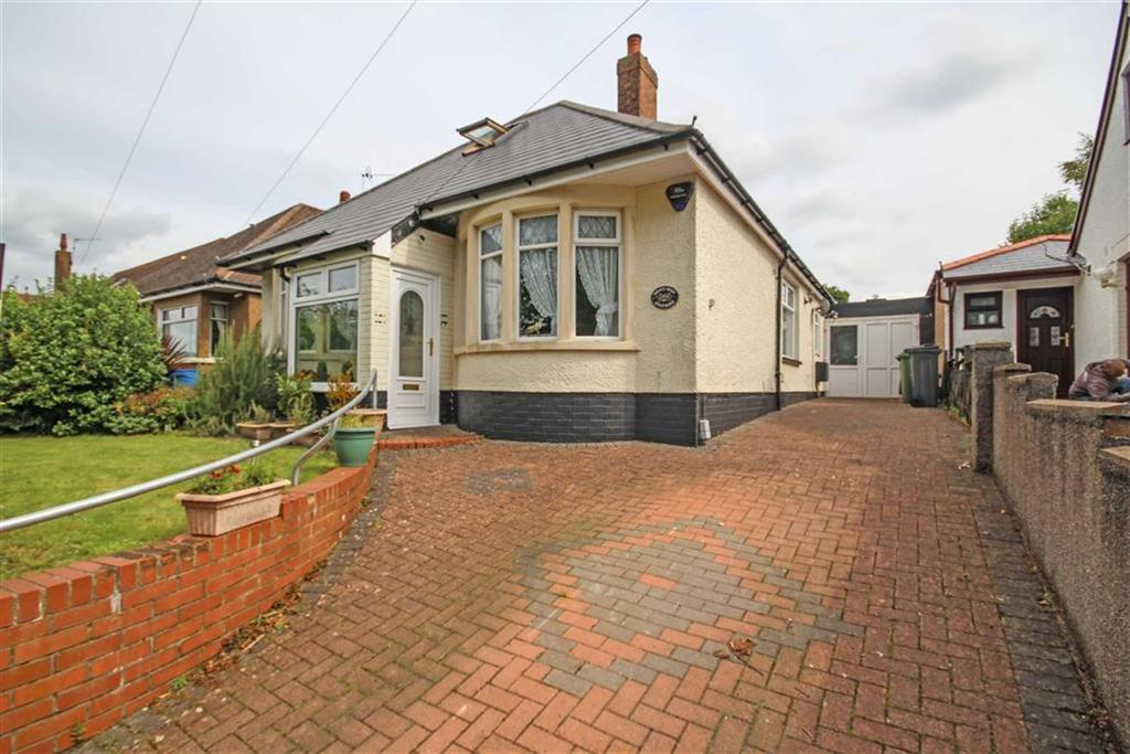 2 Bedrooms Detached Bungalow for sale in Heol Stradling, Cardiff