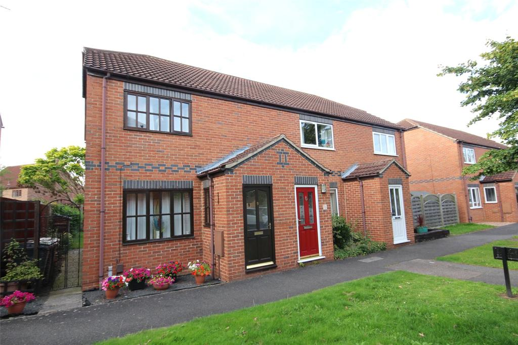 2 Bedrooms End Of Terrace House for sale in Harrington Square, Heighington, LN4