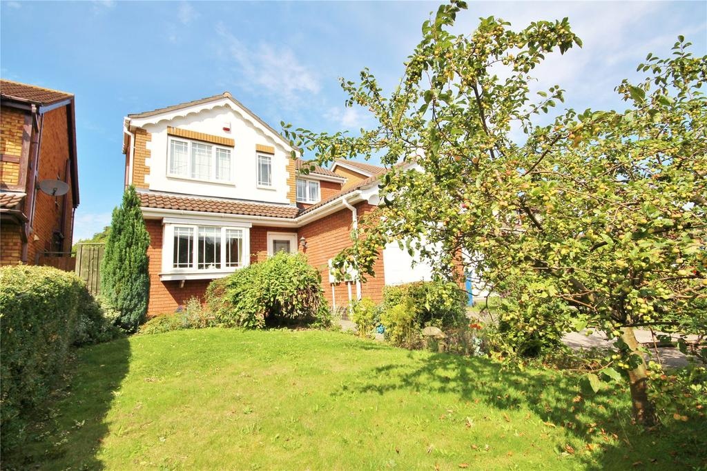 3 Bedrooms Detached House for sale in Wentworth Drive, Dunholme, LN2