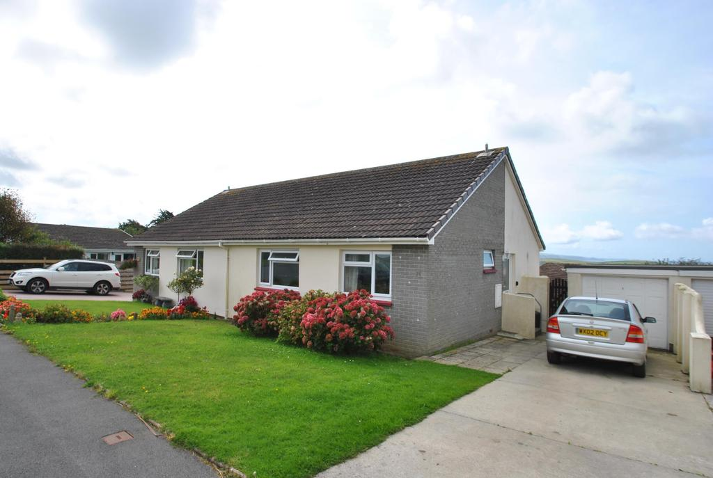 2 Bedrooms Bungalow for sale in Trelawney Avenue, Poughill