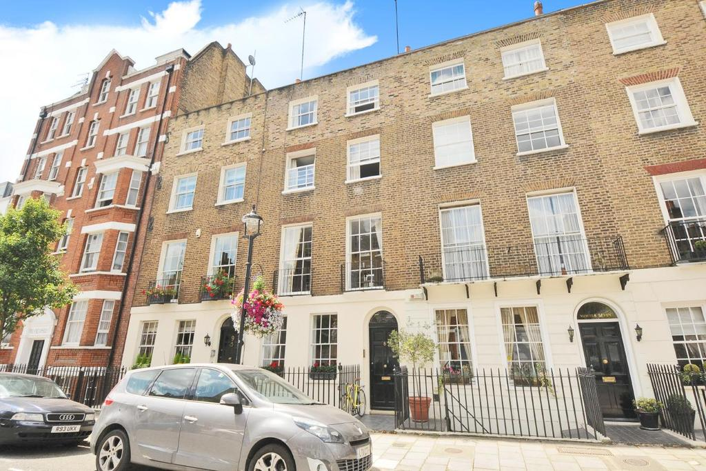 4 Bedrooms Terraced House for sale in Molyneux Street, Marylebone