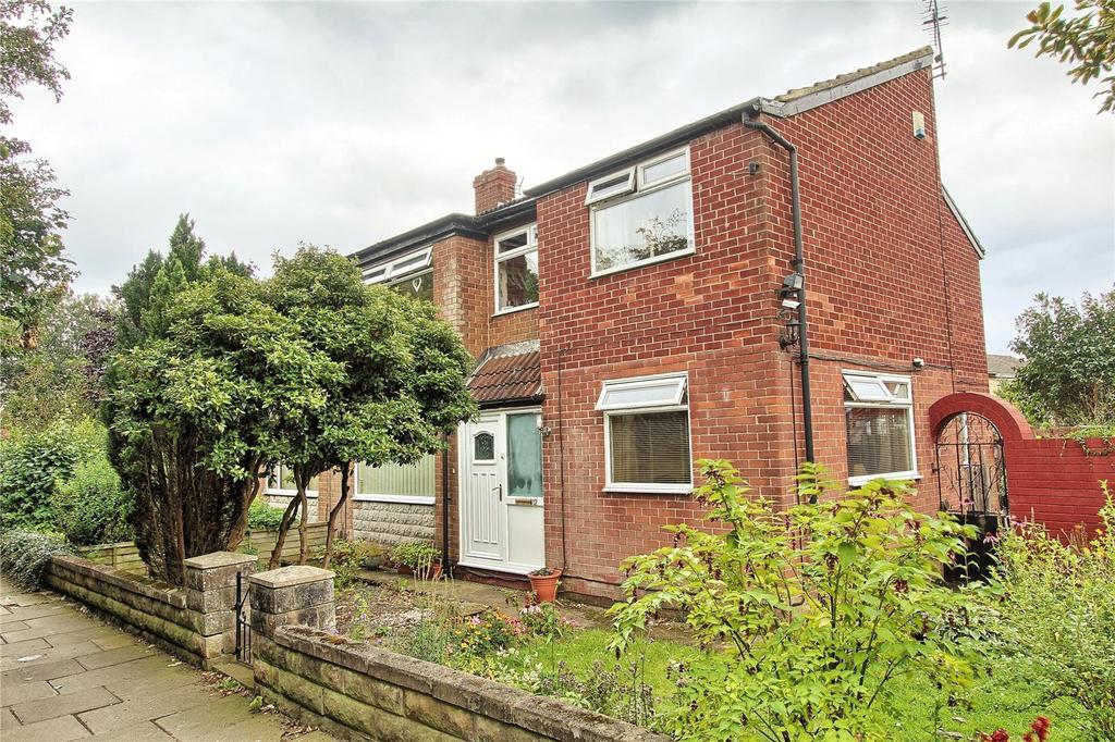 4 Bedrooms Semi Detached House for sale in Castleton Walk, Bassleton Court