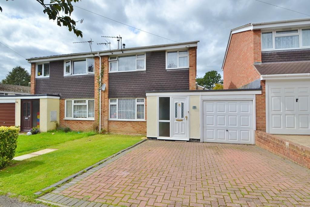 3 Bedrooms Semi Detached House for sale in Peverells Wood