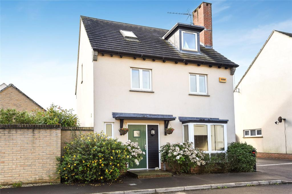 4 Bedrooms Detached House for sale in Wool, Wareham, Dorset