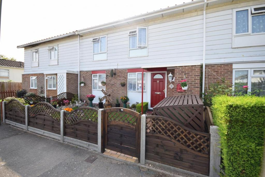 3 Bedrooms Terraced House for sale in Winklebury, Basingstoke, RG23